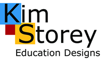 Kim Storey Education Designs Logo