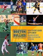 BOSTON vs BULLIES Facilitator's Guide Supplement cover art